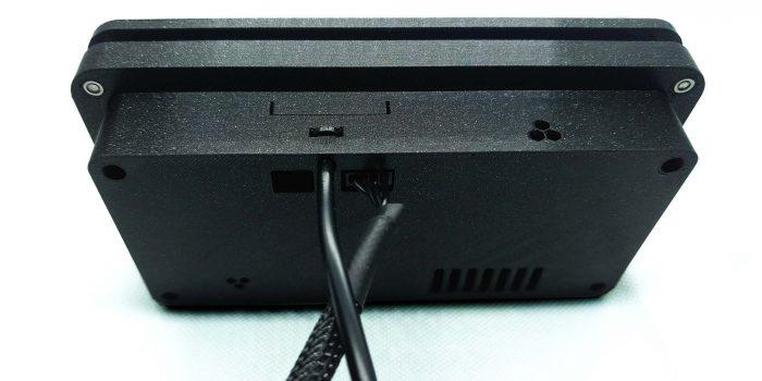 connectique carte électronique V2
