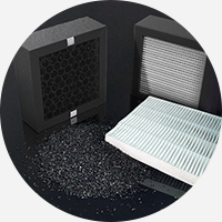 Filtre HEPA H13 conçu pour l'impression 3D