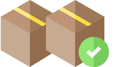 icône emballage