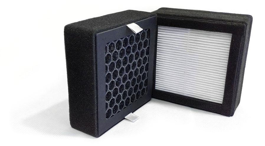 Filtre P3D HEPA H13 et charbon actif