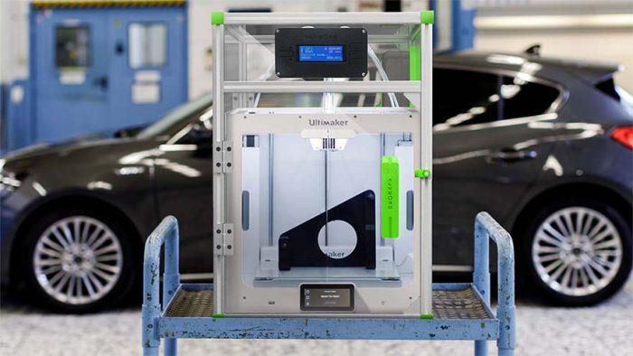 caisson pour imprimante 3d pour ultimaker