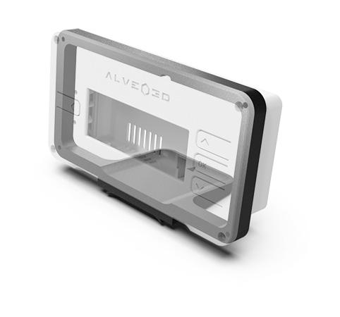 accessoire pour la pose sur boîtier alveoONE-R