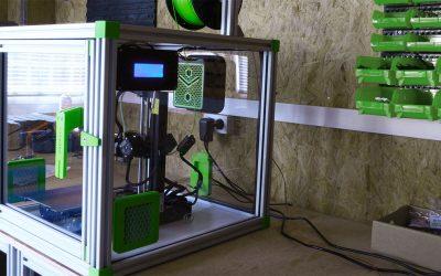 Pourquoi faire un caisson d'imprimante 3D : avantages et inconvénients !