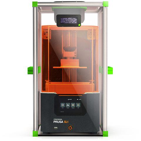 caisson cloche pour imprimante 3D