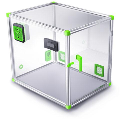 caisson pour imprimantes 3D , six faces