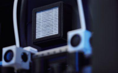 Quelle efficacité du filtre HEPA Alveo3D sur les nanoparticules d'imprimante 3D ?
