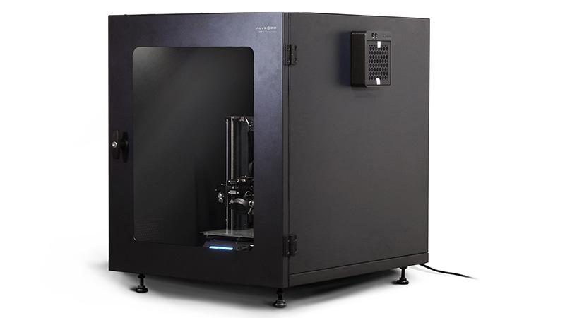 caisson d'imprimante 3D
